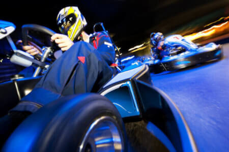 Kart fahren für meinen JGA in Anvers | Junggesellenabschied