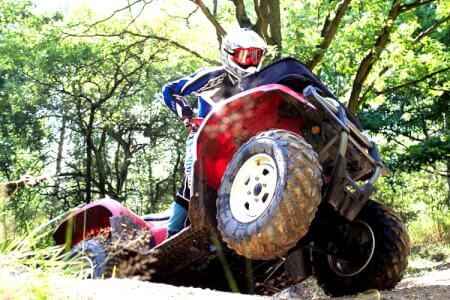 Quad Biking for my Wroclaw Stag Do | Maximise Stag Weekends