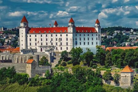 Addio al celibato a Bratislava