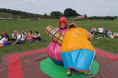 West Country Games for my Bristol Hen Party | Maximise Hen Weekends