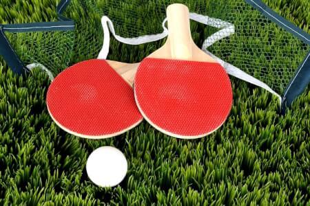 Ping Pong pour mon EVG à Crazy Villa Les Etisseaux | Enterrement de vie de garçon | idée enterrement de vie de garçon | activité enterrement de vie de garçon | idée evg | activité evg