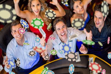 Soirée Casino pour mon EVG à Valence