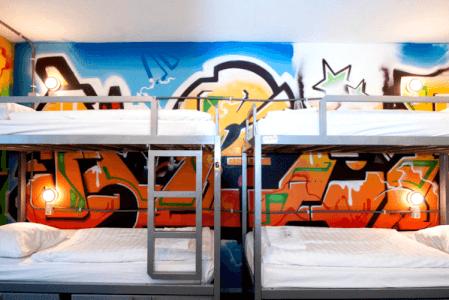 Crazy Hostel pour mon EVG à Amsterdam | Enterrement de vie de garçon | idée enterrement de vie de garçon | activité enterrement de vie de garçon | idée evg | activité evg