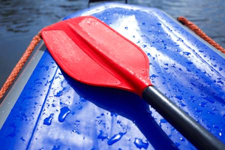 Kayak stag do Valencia with Maximise
