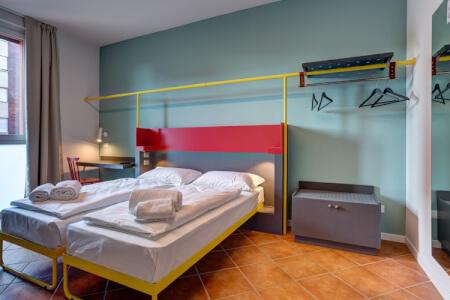 Hôtel Moderne pour mon EVG à Milan | Enterrement de vie de garçon | idée enterrement de vie de garçon | activité enterrement de vie de garçon | idée evg | activité evg