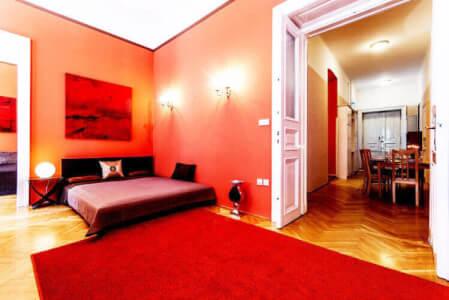 Appartment für meinen JGA in Budapest | Junggesellenabschied