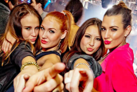 Girl Band Hen Party Newcastle for your hen weekend with hen Maximise