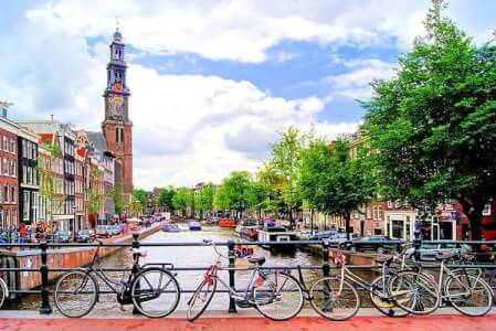 Junggesellinnenabschied in Amsterdam | Junggesellinnenabschied