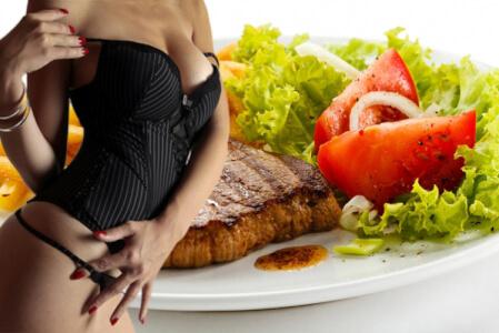 Steak & Strip Dinner stag do Bratislava