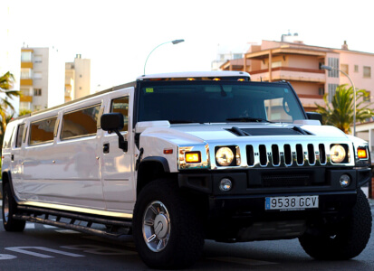 Hummer Limo Airport Transfers for my Warsaw Stag Do | Maximise Stag Weekends