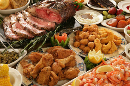 All You Can Eat Buffet for my Bristol Stag Do | Maximise Stag Weekends