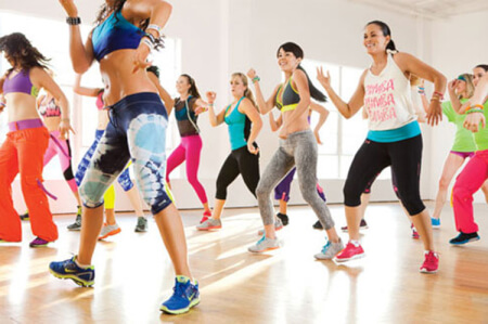 Zumba Class Newcastle for your hen weekend with hen Maximise