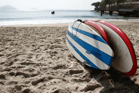 Surf Premium für meinen JGA in Lisbonne | Junggesellenabschied