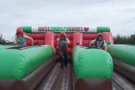West Country Games for my Bristol Stag Do | Maximise Stag Weekends