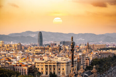 Addio al celibato a Barcellona