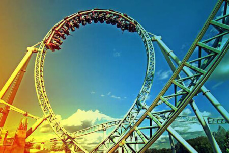 Thorpe Park London for your hen weekend with hen Maximise