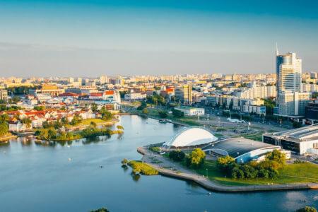 EVG à Minsk | Enterrement de vie de garçon