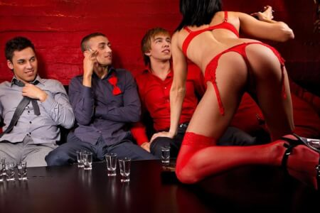 VIP Strip Club for my Dublin Stag Do | Maximise Stag Weekends