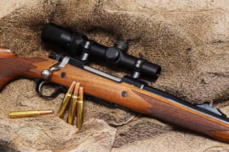 Schießen Winchester 308 für meinen JGA in Bucarest | Junggesellenabschied