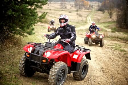 Quad Biking  for my Costa Brava(Maximise) Hen Party | Maximise Hen Weekends