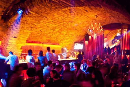 Technoclub & Flaschen für meinen JGA in Anvers | Junggesellenabschied