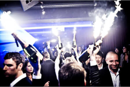 Club & Drinks für meinen JGA in Munich | Junggesellenabschied