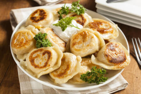 Traditionelles Dinner für meinen JGA in Riga | Junggesellenabschied