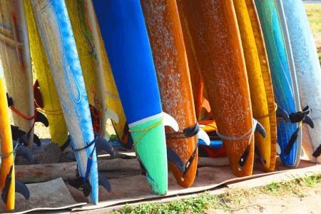 Surf + Schiffstransfer (los) für meinen JGA in Lisbonne | Junggesellenabschied