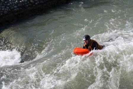 hydrospeed Bratislava Rafting in Bratislava, stag do, stag do ideas