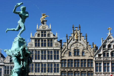EVG à Anvers | Enterrement de vie de garçon