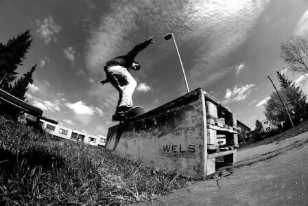 Skate Park  für meinen JGA in Anvers | Junggesellenabschied