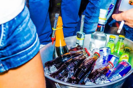 Club and Bottles Bratislava