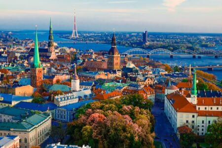 EVG à Riga | Enterrement de vie de garçon