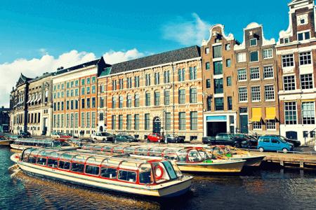 Grachtentour & Drinks für meinen JGA in Amsterdam | Junggesellenabschied