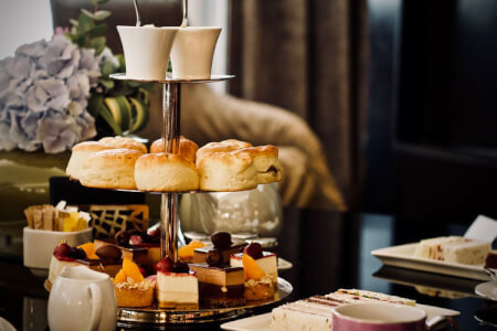 Afternoon Tea Manchester for your hen weekend with hen Maximise