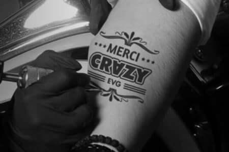 Fake Tattoo für meinen JGA in Lisbonne | Junggesellenabschied