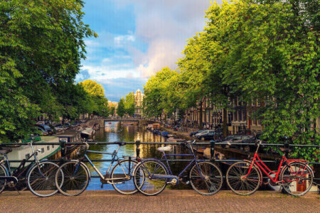 Fahrradverleih für meinen JGA in Amsterdam   Junggesellinnenabschied