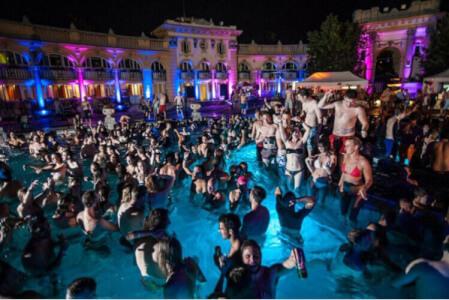 Spa Clubbing für meinen JGA in Budapest | Junggesellenabschied