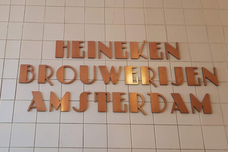 Heineken Brewery for my Amsterdam Stag Do | Maximise Stag Weekends