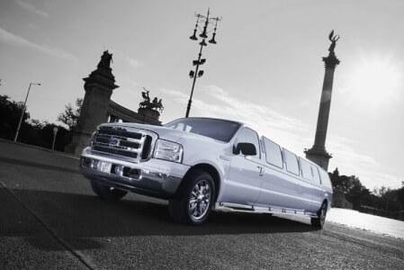 Ford Limousine für meinen JGA in Budapest | Junggesellenabschied
