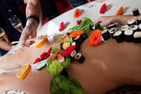 Body Sushi pour mon EVG à Nice | Enterrement de vie de garçon | idée enterrement de vie de garçon | activité enterrement de vie de garçon | idée evg | activité evg