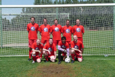 5-A-Side Football  for my Nottingham(Maximise) Stag Do | Maximise Stag Weekends