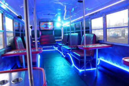 Party Bus Bar Crawl Newcastle for your stag weekend with stag Maximise