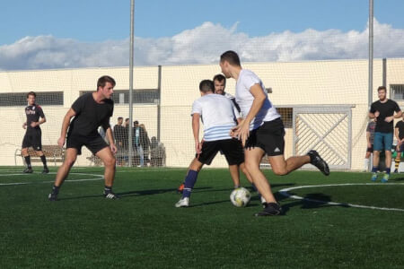 5-A-Side for my Dublin Stag Do | Maximise Stag Weekends