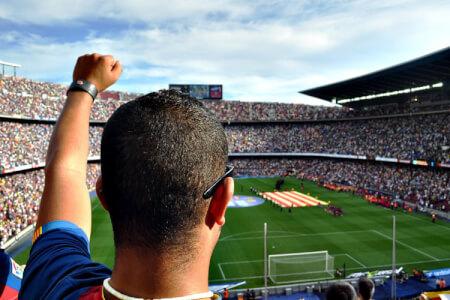Camp Nou Stadiontour für meinen JGA in Barcelone   Junggesellenabschied