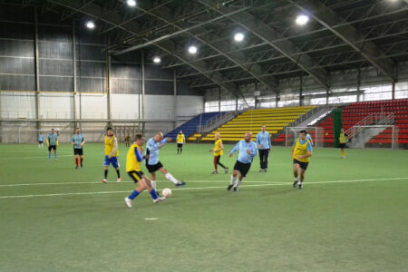 Football 5-5  pour mon EVG à Vilnius | Enterrement de vie de garçon | idée enterrement de vie de garçon | activité enterrement de vie de garçon | idée evg | activité evg