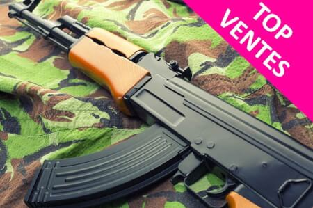 Shooting AK-47 pour mon EVG à Budapest | Enterrement de vie de garçon | idée enterrement de vie de garçon | activité enterrement de vie de garçon | idée evg | activité evg