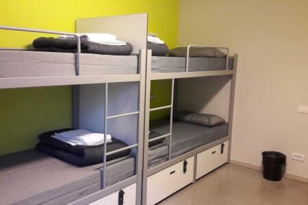 Hostel | JGA in Barcelona | Junggesellinnenabschied