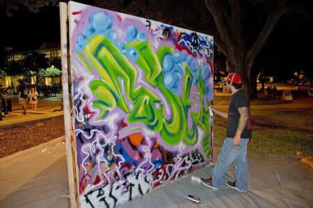 Graffiti Workshop | Antwerpen | Junggesellinnenabschied