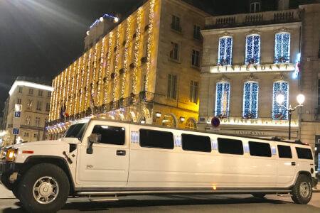 Hummer City Tour Bordeaux